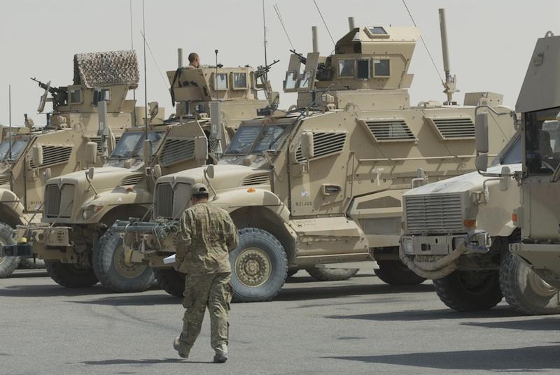 US- Soldaten
