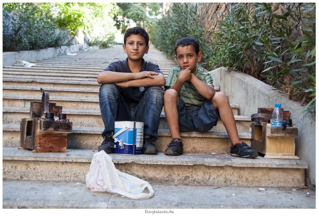 Beiruts neue Straßenkinder II