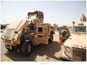 irakischer Humwee